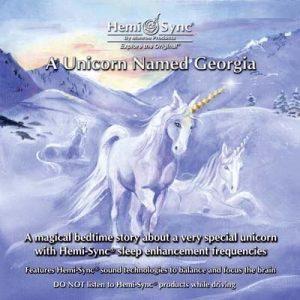 Unicorn Named Georgia Digital Download